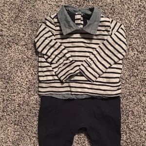 3 in 1 piece 6-12 months baby GAP